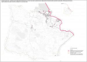 Карта границ нп